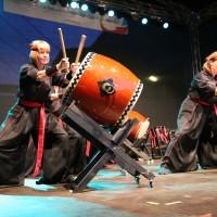 Japanisches Trommeln, Amaterasu Taiko