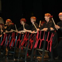 Japanische Trommeln, Amaterasu Taiko