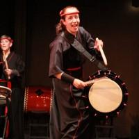 Taiko, japanische Trommeln, Amaterasu-Taiko