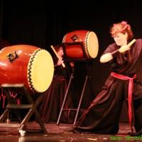 Amaterasu-Taiko, japanisches Trommeln
