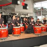 Japanisches Trommeln, Taiko, Amaterasu-Taiko